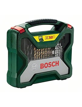 Bosch 2607019327 X Line Accessory Set, 50 Pieces by Bosch