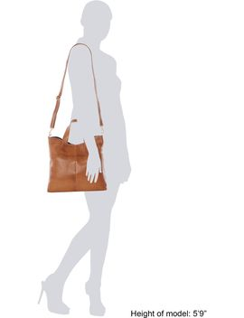 Tammy Leather Tote Bag by Maison De Nimes