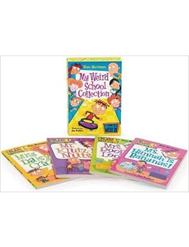 My Weird School Collection: Books 1 To 4 by Dan Gutman