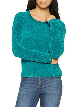 Chenille Sweater by Rainbow