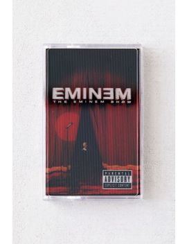 Eminem   The Eminem Show Cassette Tape by Urban Outfitters