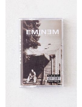 Eminem   The Marshall Mathers Cassette Tape by Urban Outfitters