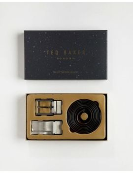 Ted Baker Burrgs 4 Way Reversible Belt Gift Box by Ted Baker