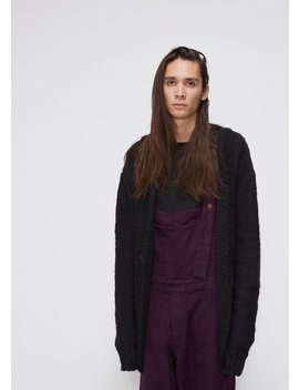 Moby Cardigan by Ann Demeulemeester
