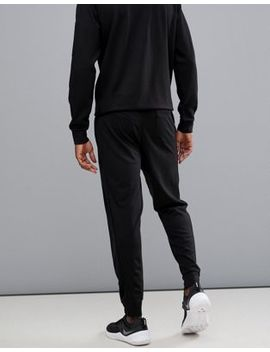 Calvin Klein Performance Logo Waistband Cuffed Joggers by Calvin Klein