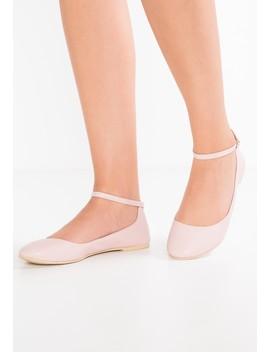 Ankle Strap   Ballerine Con Cinturino by Bianco