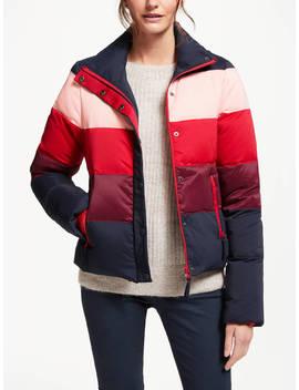 Boden Arundel Puffer Jacket, Multi by Boden