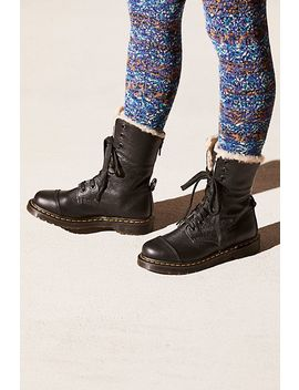 Dr. Martens Aimlita Lace Up Boot by Free People