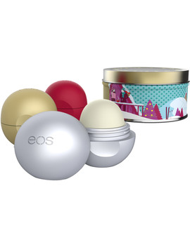 Limited Edition Holiday Lip Balm With Tin by Eos