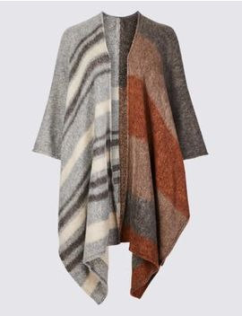 Patchwork Wrap by Marks & Spencer
