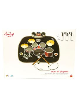 Drum Kit Playmat by Hamleys