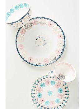 Didion Dinner Plate by Anthropologie