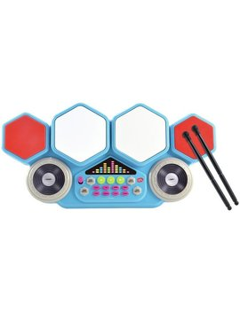 Chad Valley Electronic Drum Set by Argos