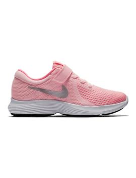 Nike Revolution 4 Pre School Girls' Sneakers by Kohl's