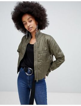 Cheap Monday Value Military Jacket by  Cheap Monday