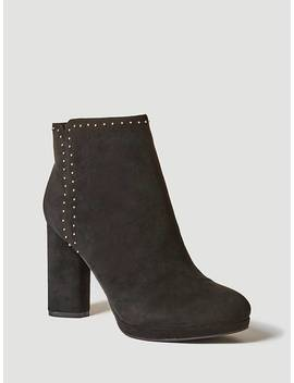 Peachie Low Boot With Micro Studs by Guess