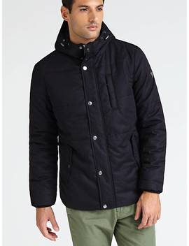 Classic Parka With Hood by Guess