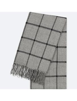 Heattech Scarf (Patterned) by Uniqlo