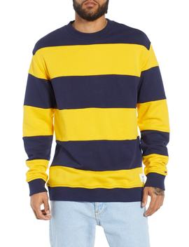 Tjm Big Stripe Crew Shirt by Tommy Jeans
