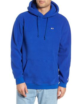 Tjm Tommy Classics Polar Hoodie by Tommy Jeans