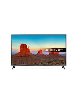Lg 43 Uk6300 Plb 43 Inch Uhd 4 K Hdr Smart Led Tv With Freeview Play   Black (2018 Model) by Lg Electronics