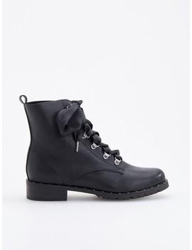 Členkové Topánky So Stužkovými šnúrkami by Reserved