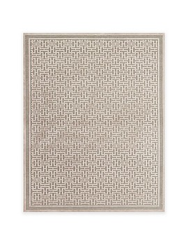 Feizy Penelope 5 Foot 3 Inch X 7 Foot 6 Inch Area Rug In Pewter/Light Grey by Bed Bath And Beyond