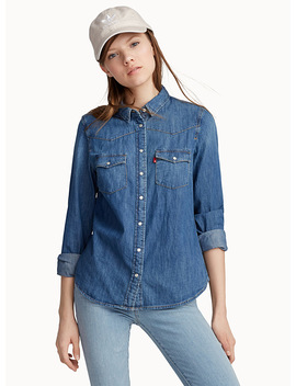 Western Denim Shirt by Levi's