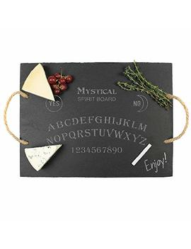 Cathy's Concepts Spirit Board Slate Serving Tray by Cathy's Concepts