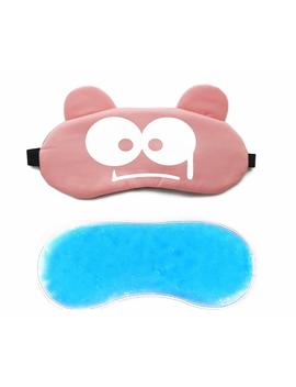 Jenna™ Face Closeeye Ice Gel Sleeping Eye Mask For Insomnia, Meditation, Puffy Eyes And Dark Circles by Jenna