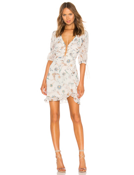 Elyse Flirty Mini Dress by For Love & Lemons