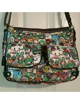 Tokidoki Eco Mondo Graziosa Handbag by Tokidoki