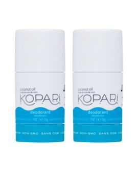 Mini Coconut Deodorant Duo by Kopari