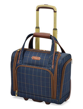 "Brentwood 15"" Under Seat Carry On Suitcase, Created For Macy's by London Fog"