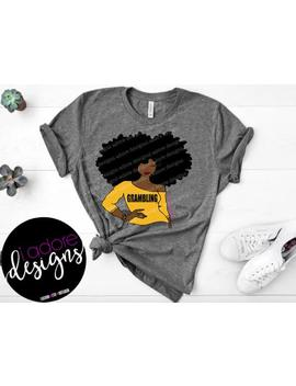 Grambling Sis Short Sleeve Unisex T Shirt by Etsy