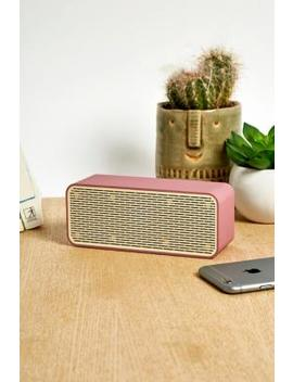 Uo Pink Bar Bluetooth Speaker by Urban Outfitters