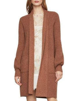 Bishop Sleeve Tunic Cardigan by Bcbgmaxazria