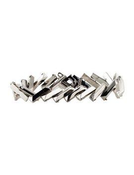 Eddie Borgo Zig Zag Link Bracelet by Eddie Borgo