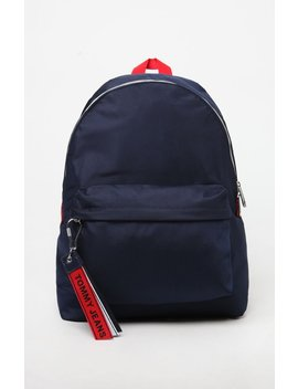 Tommy Jeans Logo Taped Backpack by Pacsun
