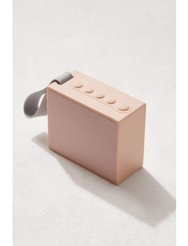 Splash Proof Mini Square Bluetooth Speaker by Urban Outfitters