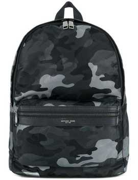 Camouflage Backpack by Michael Kors Collection