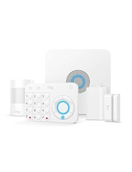 Ring Alarm Home Security System: Whole Home Security With Optional 24/7 Professional Monitoring, No Long Term Commitments, No Cancellation Fees by Ring