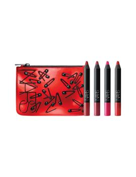 Riot Velvet Matte Lip Pencil Set by Nars