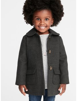 Peacoat For Toddler Girls by Old Navy