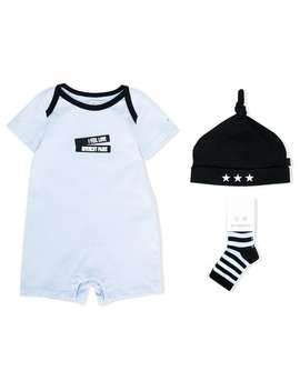 Shorties Set by Givenchy Kids