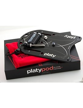 Platypod Max The Flat Tripod Base For Low Angles And Tight Spaces That Traditional Tripods Won't Go by Platypod