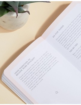 Dagboek The 365 Bullet Guide To Being Organized by Asos