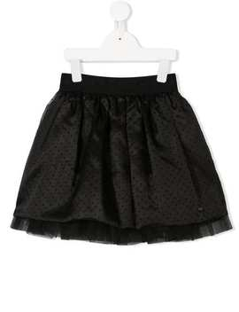Polka Dot Tulle Skirt by Givenchy Kids