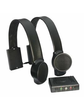 Audio Fox Wireless Tv Speakers   Black by Audio Fox