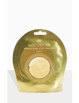 Kocostar Princess Under Eye Patch Gold by Prettylittlething